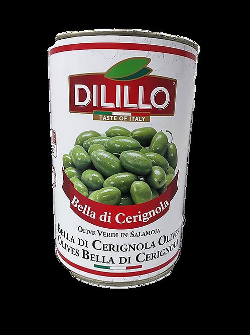 Green Bella di Cerignola Olives