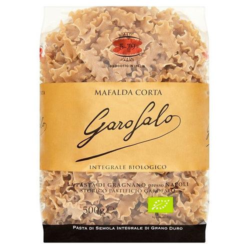 Whole Wheat Organic Mafalda Corta #579