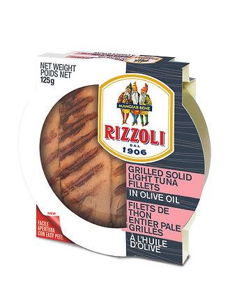 Rizzoli Grilled Tuna in Olive Oil - 125g