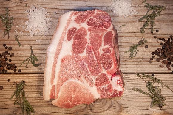 Pork Blade 500g Portion