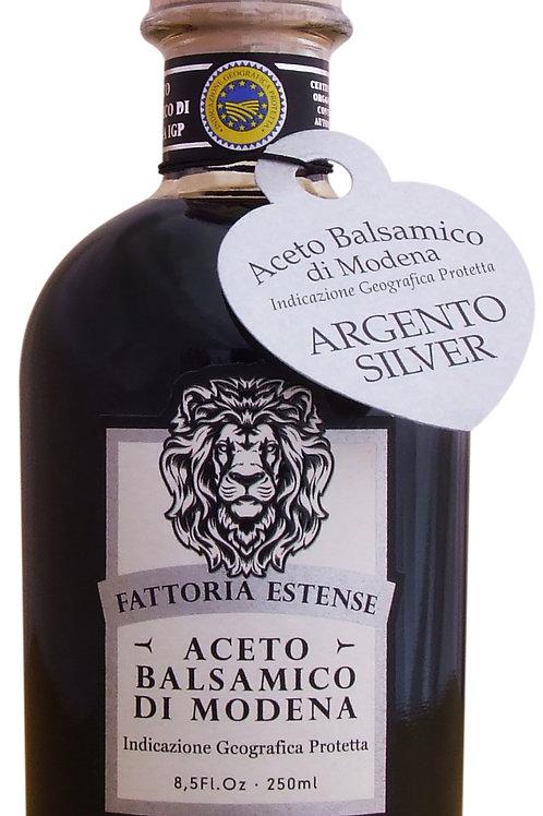 Fattoria Estense Balsamic Vinegar Farmacia- 10 year Silver