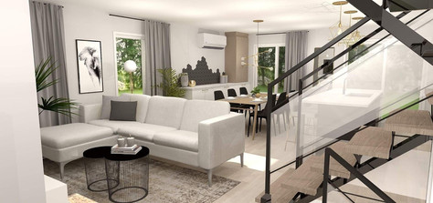 Inovar Design, Gatineau, Design interieur