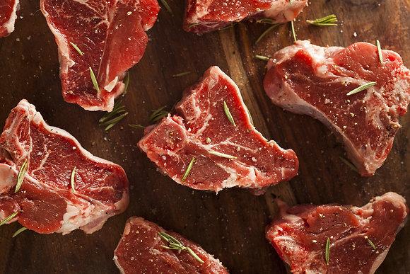 Quebec Lamb Loin Chops 6 Pack