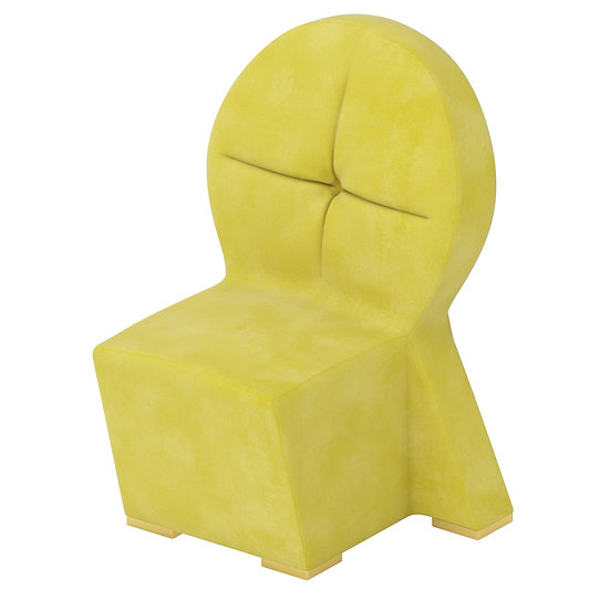 Keyhole Chair