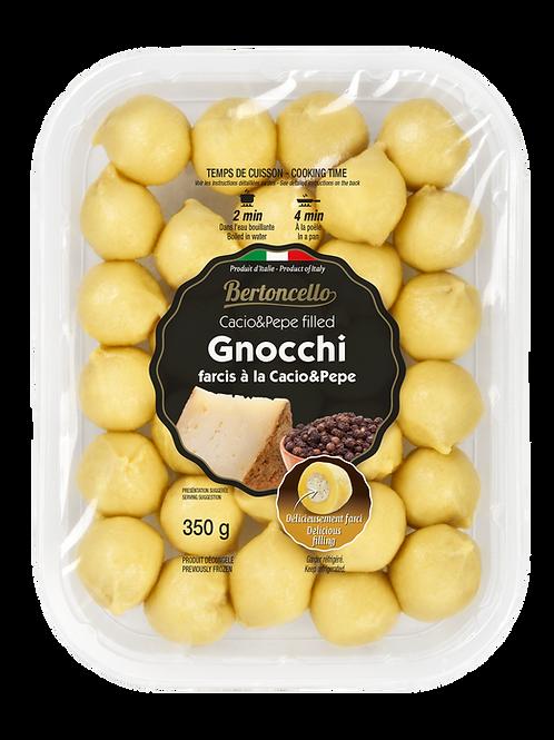 Gnocchi Stuffed with Cacio e Pepe