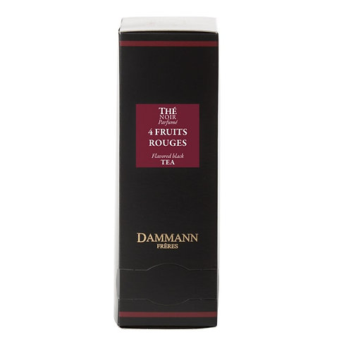 Frères Dammann Four Red Fruits