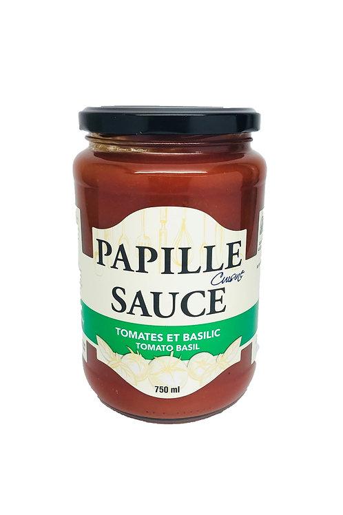 Papille Basil Tomato Sauce