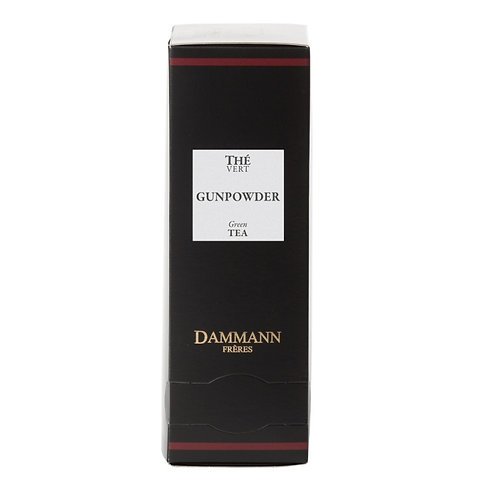 Frères Dammann Gunpowder Green Tea