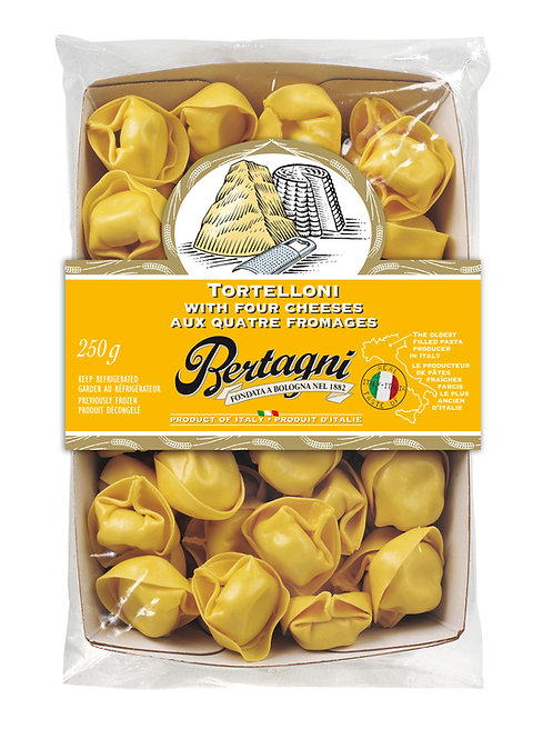 Bertagni Four Cheese Tortelloni