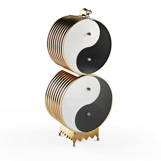 Yin-Yang Cabinet