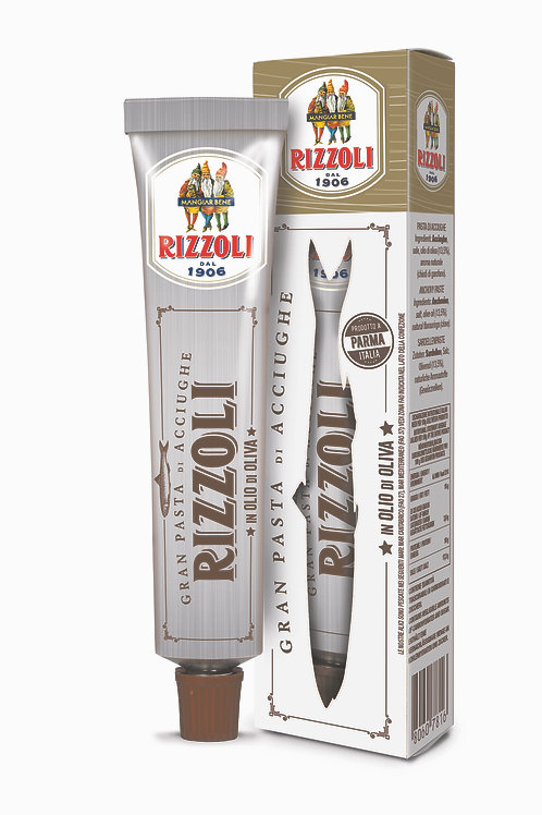 Anchovy paste with Olive Oil
