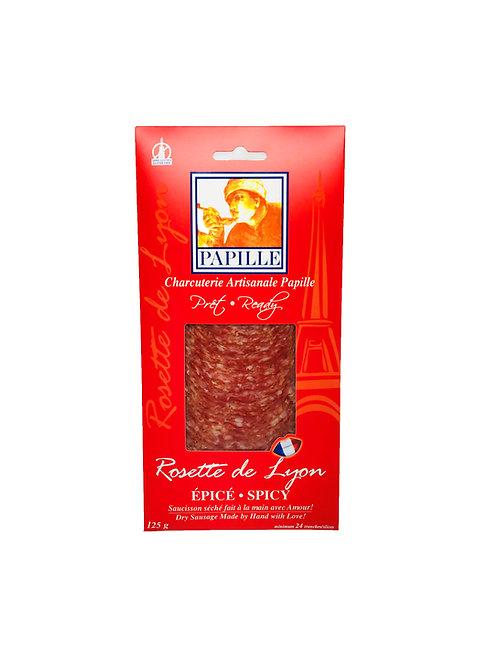 Sliced Spicy Rosette de Lyon