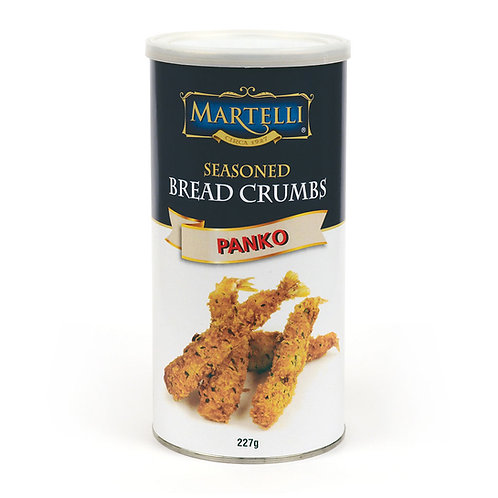 Martelli Seasoned Panko Breadcrumbs