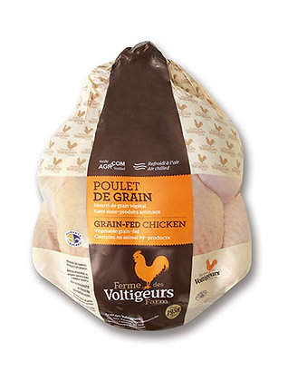 Voltigeurs Chicken Whole Approx 2kg