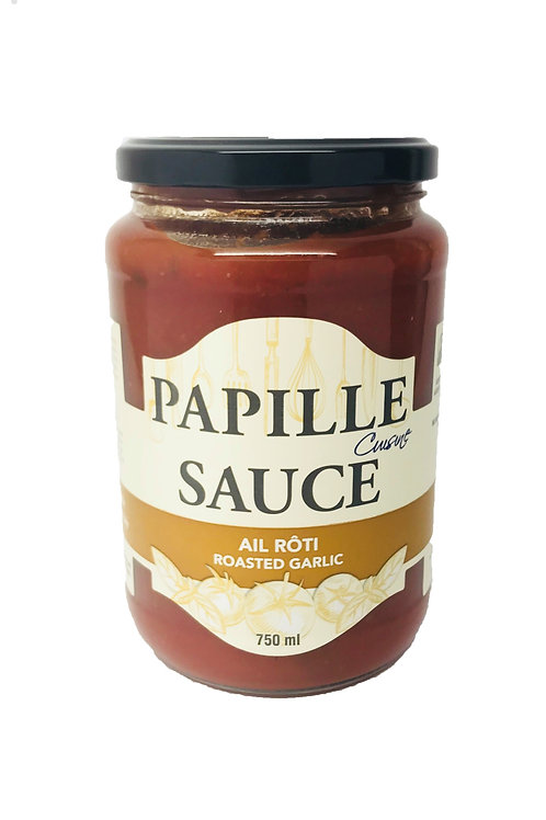 Papille Roasted Garlic Tomato Sauce