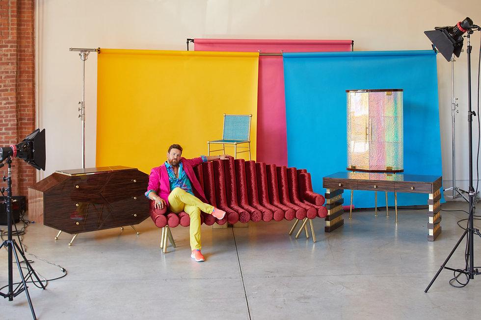 Troy Smith Studio - Toronto Artist