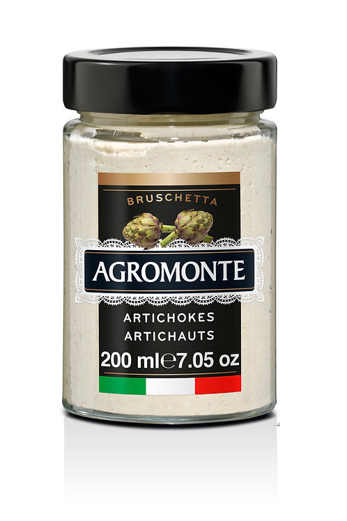 Agromonte Artichoke Bruschetta