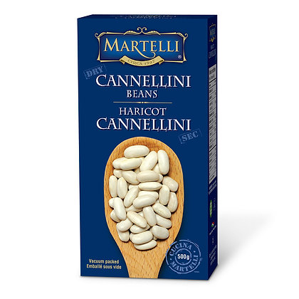 Martelli Dry Cannellini Beans - 500g