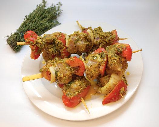 Marinated Chicken Brochette 2 Units