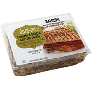 Dore-Mi Haloumi with Mediterranean Spices  -160g