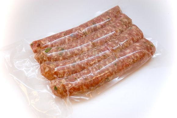 White Wine and Shallot Sausage 4 Units