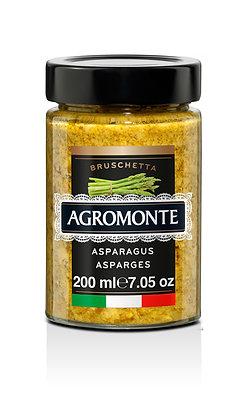 Agromonte Asparagus Bruschetta - 200ml