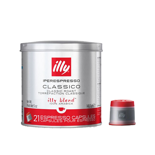 Illy Medium Roast Iper Capsule