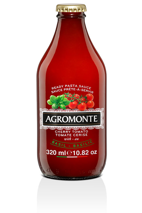 Agromonte Cherry Tomato Sauce with Basil