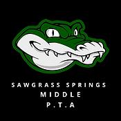 sawgrass springs PTA Logo.png