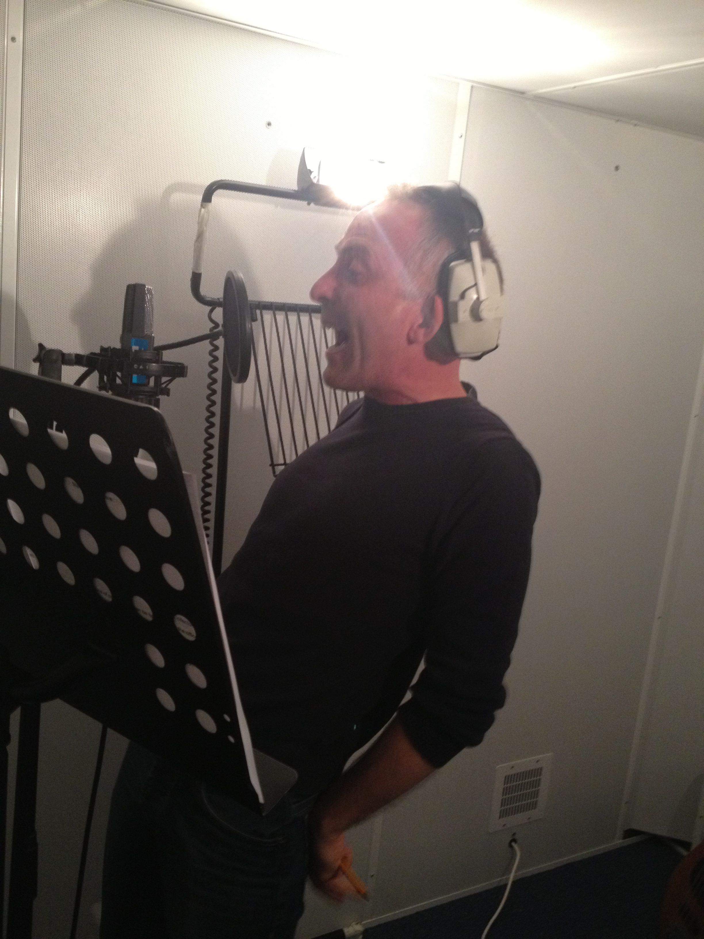 Vocal Session