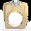 Thumbnail: CityScape Diamond Engagement Ring