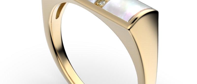 Moonlit Horizon Ring