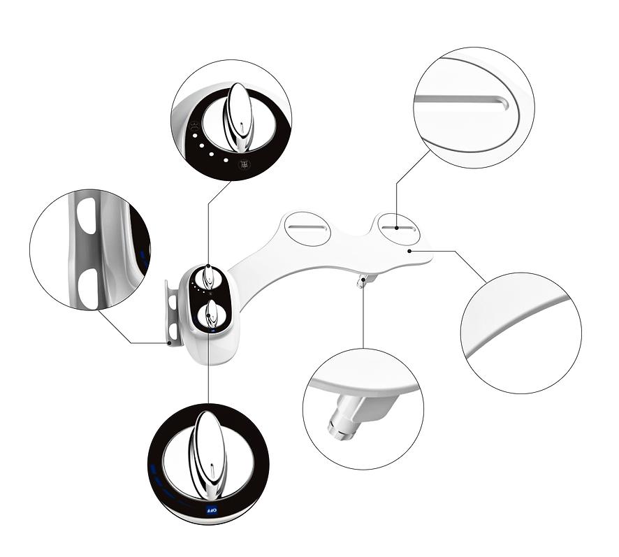 Impacto producto y partes con globo SIN