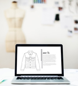 'I copy therefore I exist' - Online counterfeiting and the fashion industry