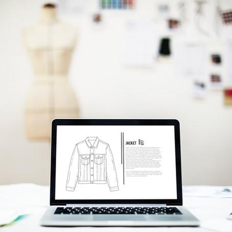 Os passos iniciais do planejamento de uma coleção de moda