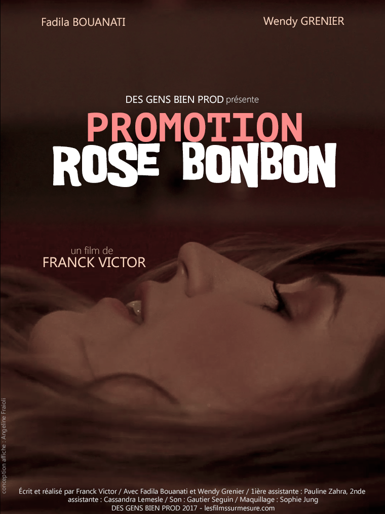 PROMOTION ROSE BONBON