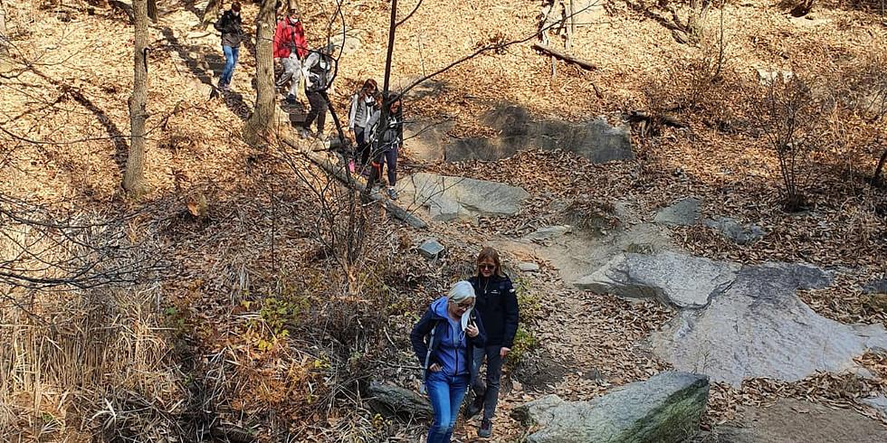 WALKIE TALKIE HIKE, Bukhansan Park