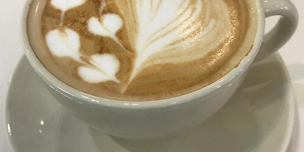 March Coffee Morning, Cafe de Entete, Seorae Village