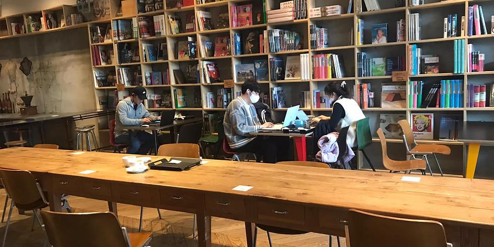 March Coffee Morning, Terarosa, Gwanghwamun