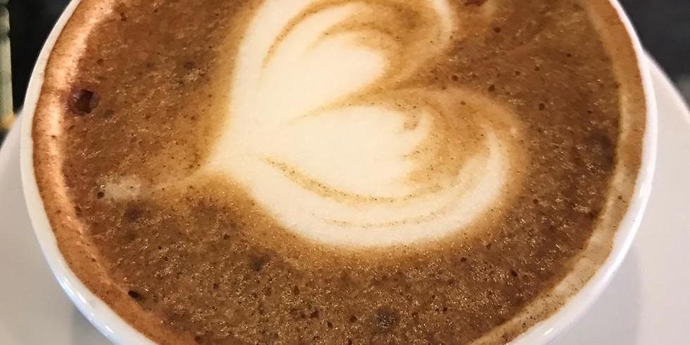 April Coffee Morning at Paul Bassett - City Hall