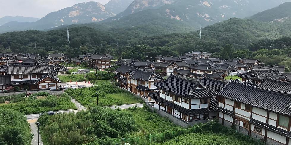WALKIE TALKIE HIKE, part of Eunpyeong Dulle-gil Trail (1)