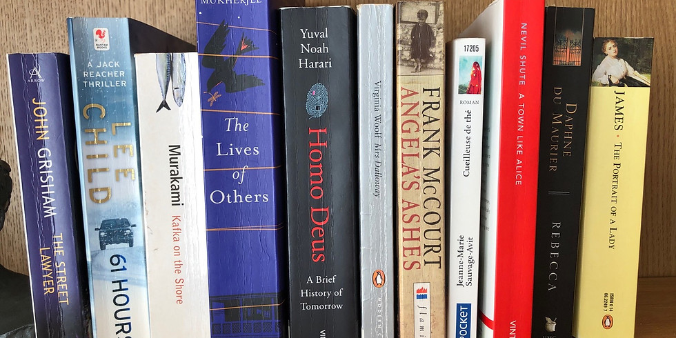 BASS Book Club