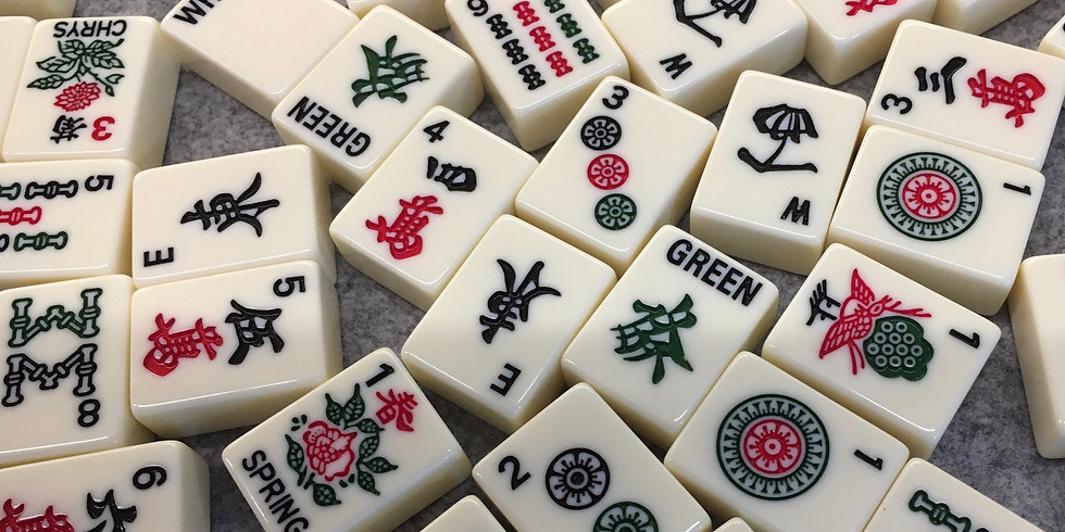 SEOUL CLUB MAHJONG GROUP. Time: 10.30-13.00. Cost: The purchase of a beverage and baked item at the cafe.