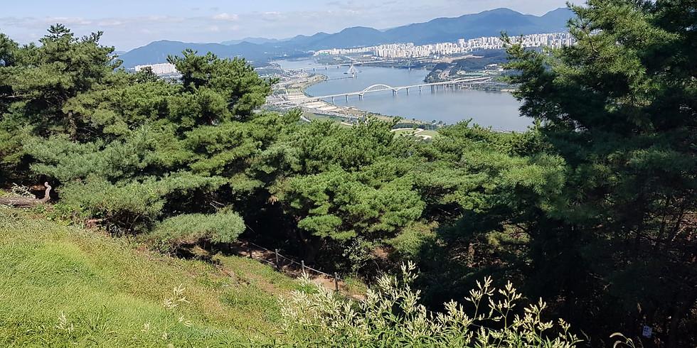 WALKIE TALKIE HIKE, Mt. Achasan, Rewarding Views! Wed 7 Oct 2020