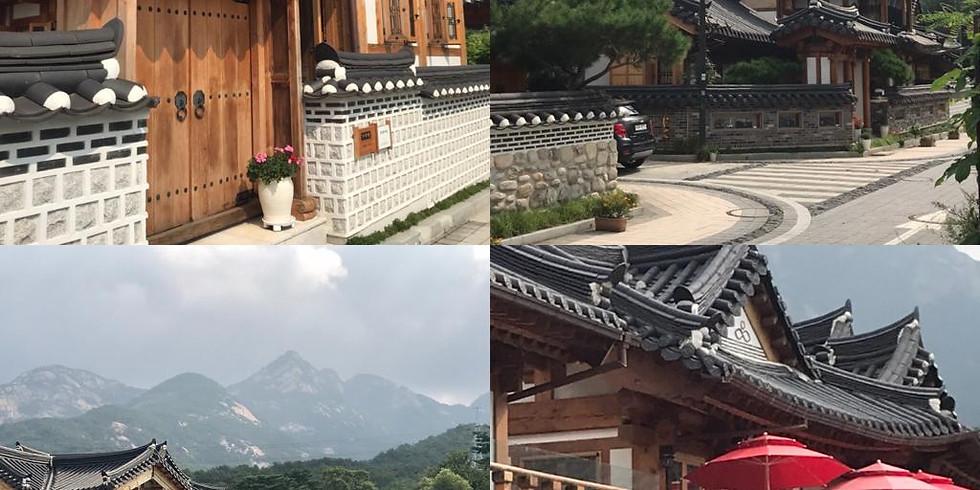 Eunpyeong Hanok Village – Discover a Neighbourhood - Monday 16 November 2020