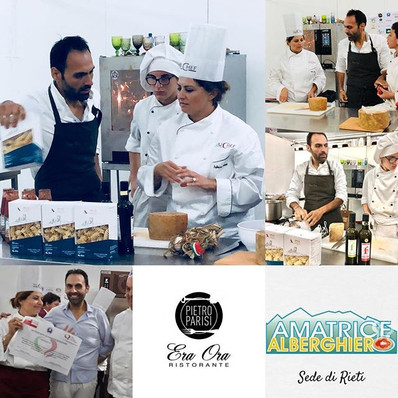working #showcooking #alberghiero #amatr