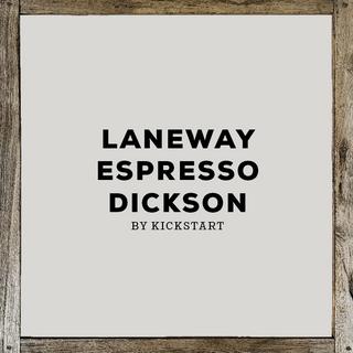 Laneway Espresso Dickson