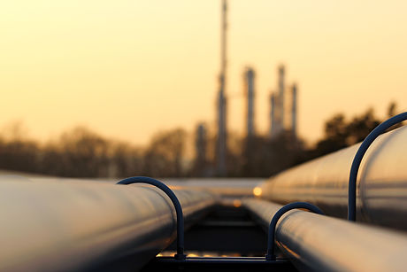 pipe line transportation in crude oil re