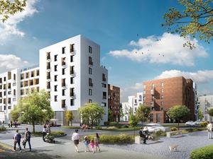 Международный конкурс строительства жилья (КБ Стрелка)