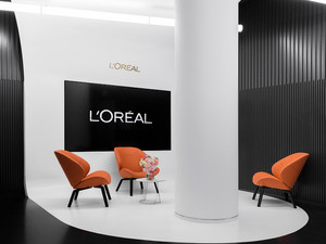 L'Oreal (офис 2500 м2) - fit-out.